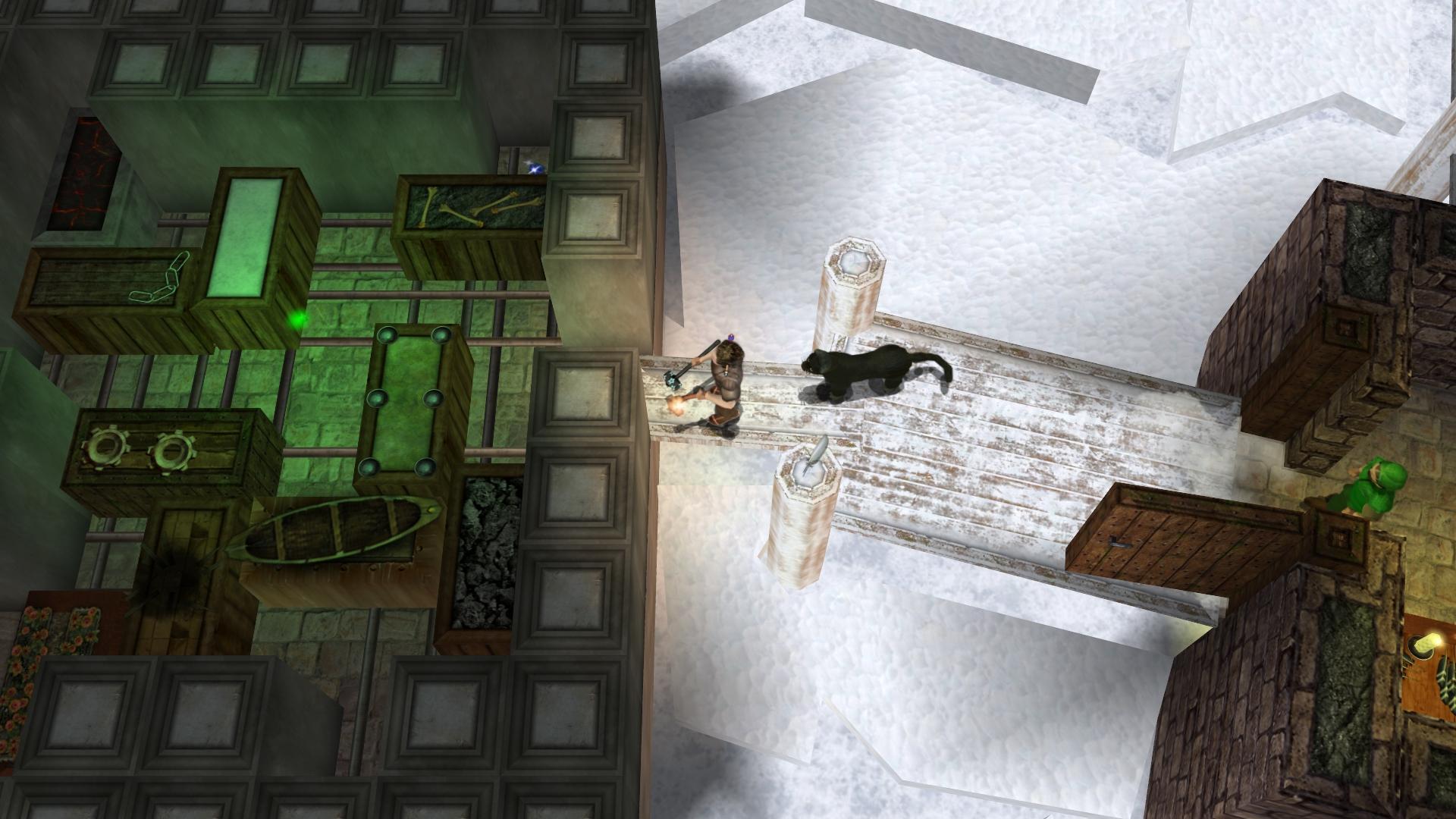 Driftmoon screenshot 2