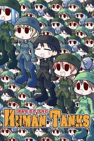 War of the Human Tanks poster image on Steam Backlog