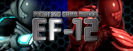 EF-12: Fighting Game Maker - EF-12:格斗游戏制作引擎