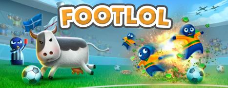 FootLOL: Epic Fail League - 搞笑足球:超坑联盟