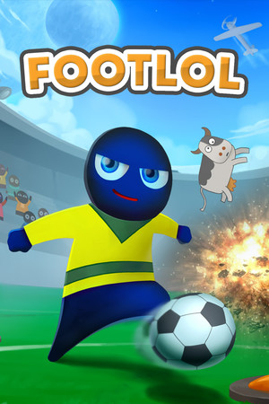 FootLOL: Epic Fail League poster image on Steam Backlog