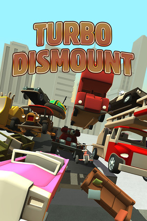 Turbo Dismount poster image on Steam Backlog