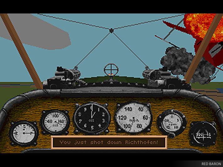 Red Baron Pack screenshot 3