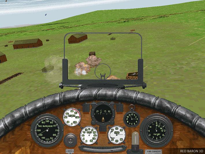 Red Baron Pack screenshot 2