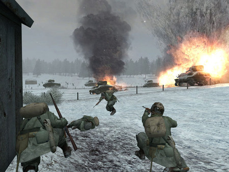 Screenshot of Call of Duty: United Offensive