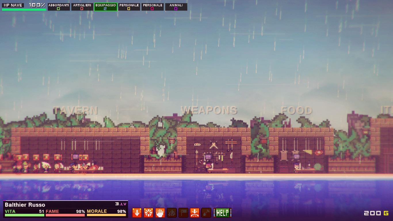 Pixel Piracy screenshot 3