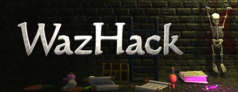 WazHack - 地牢勇士