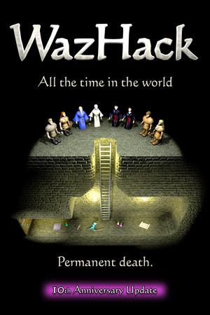 WazHack poster image on Steam Backlog