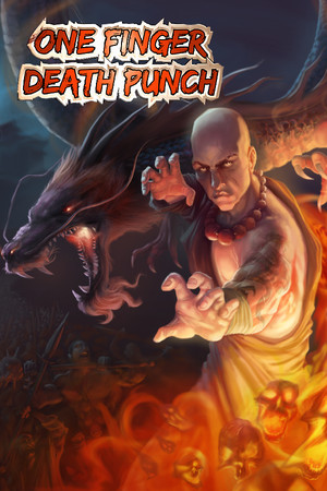 One Finger Death Punch poster image on Steam Backlog