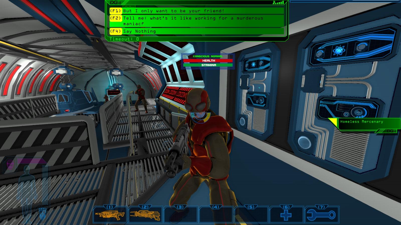 Consortium: Master Edition screenshot 2