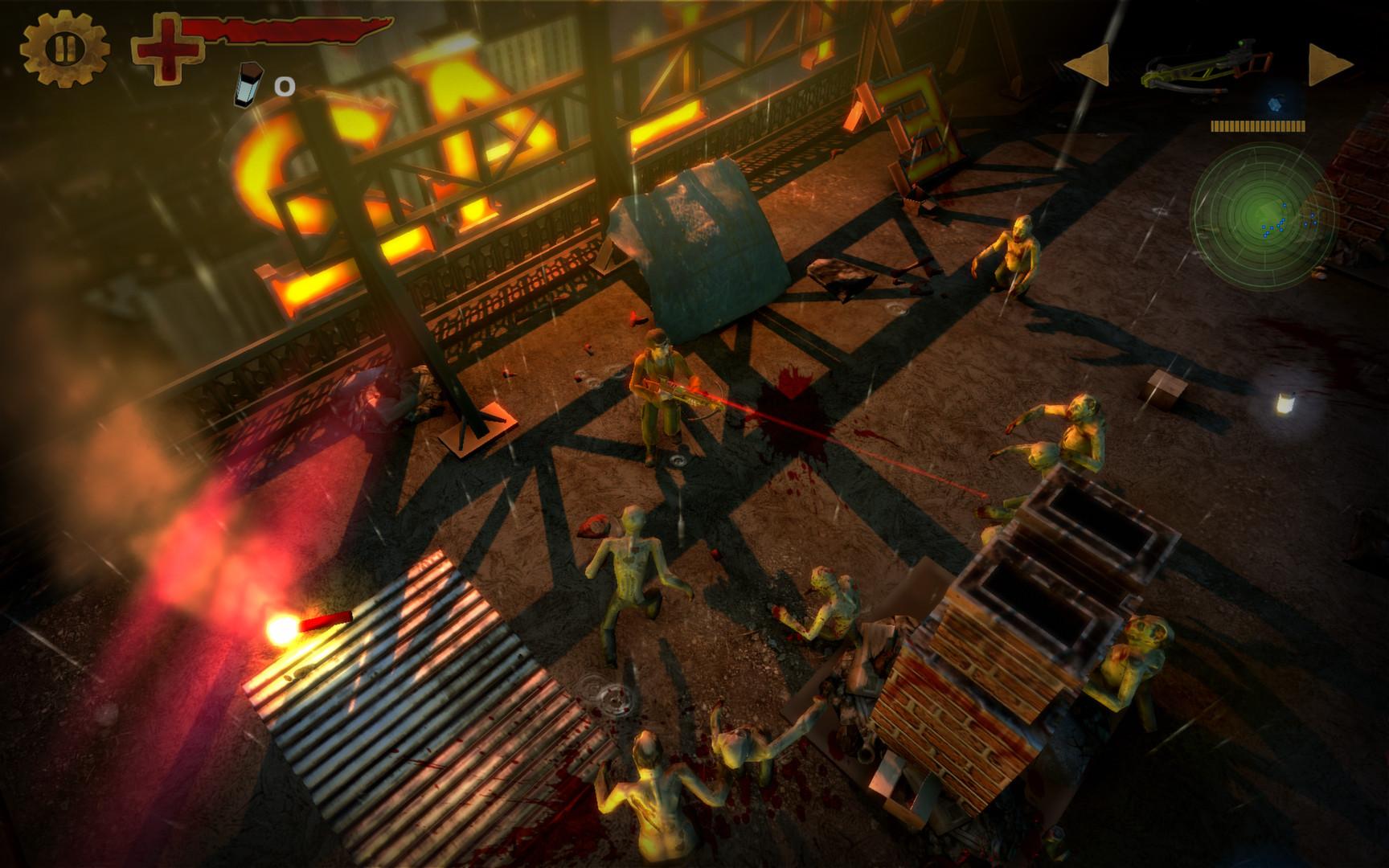 Guns'n'Zombies 2014 pc game Img-1