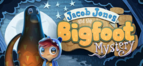 Jacob Jones and the Bigfoot Mystery : Episode 1 cover art
