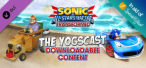 Sonic and All-Stars Racing Transformed -Yogscast DLC cover art