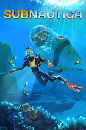 Subnautica poster image on Steam Backlog