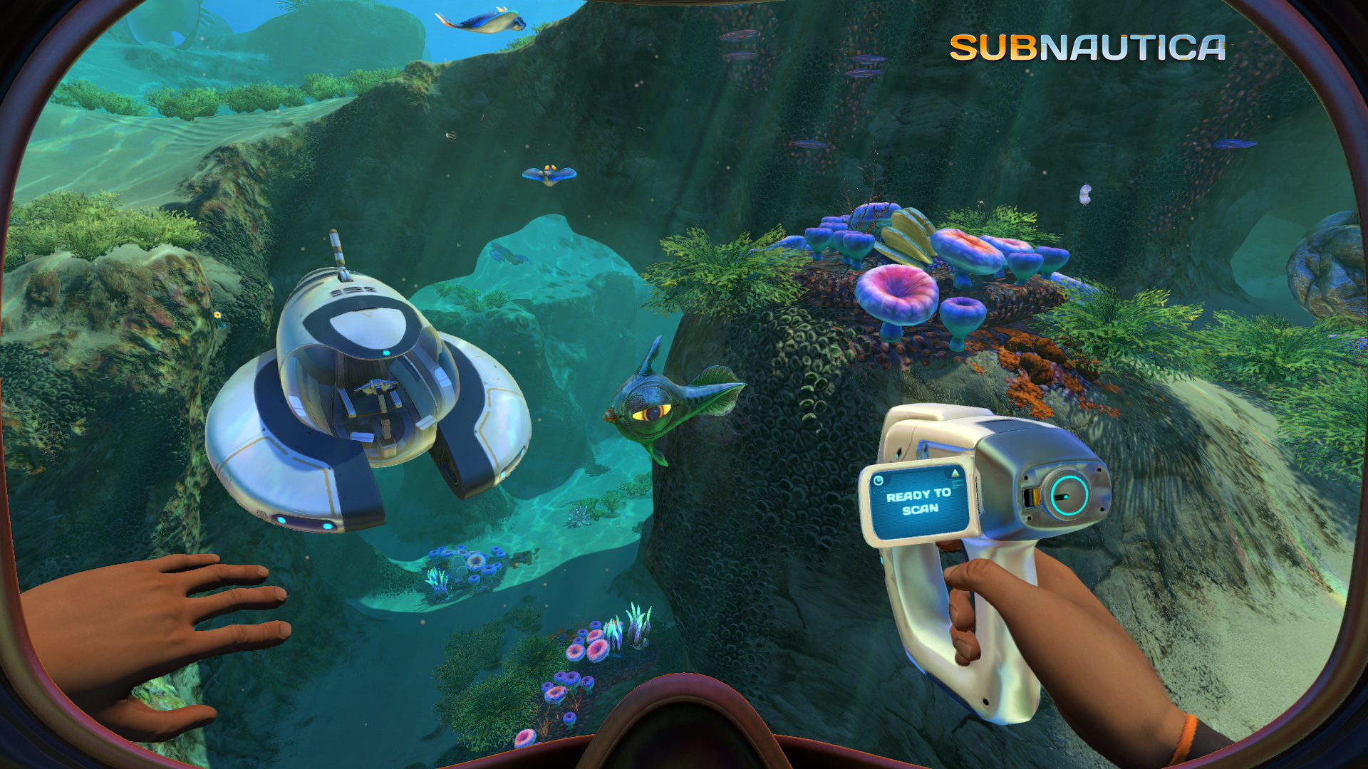 Find the best gaming PC for Subnautica