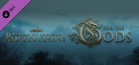 Realms of Arkania: Blade of Destiny - For the Gods DLC Steam DLC
