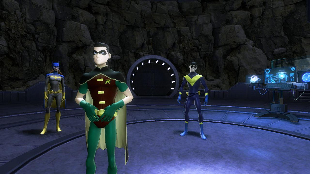 Young Justice Legacy Classic Costume Pack Failmid