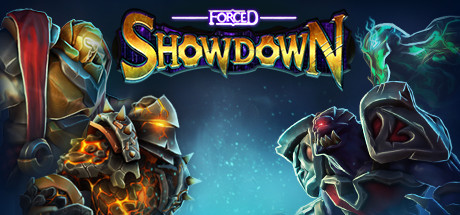 Game Banner FORCED SHOWDOWN