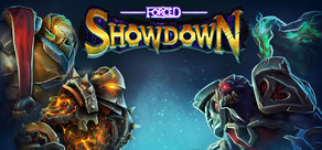 FORCED SHOWDOWN cover art