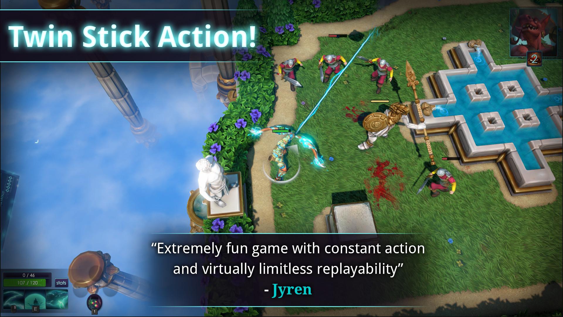 Forced Showdown Gameplay forced showdown