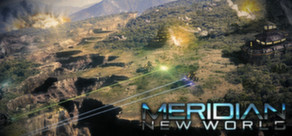 Meridian: New World cover art