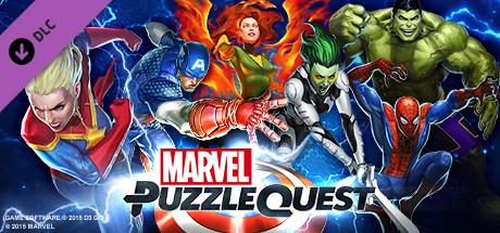 Marvel Puzzle Quest: Dark Reign - Avengers' Battle Kit