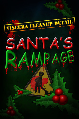 Viscera Cleanup Detail: Santa's Rampage poster image on Steam Backlog