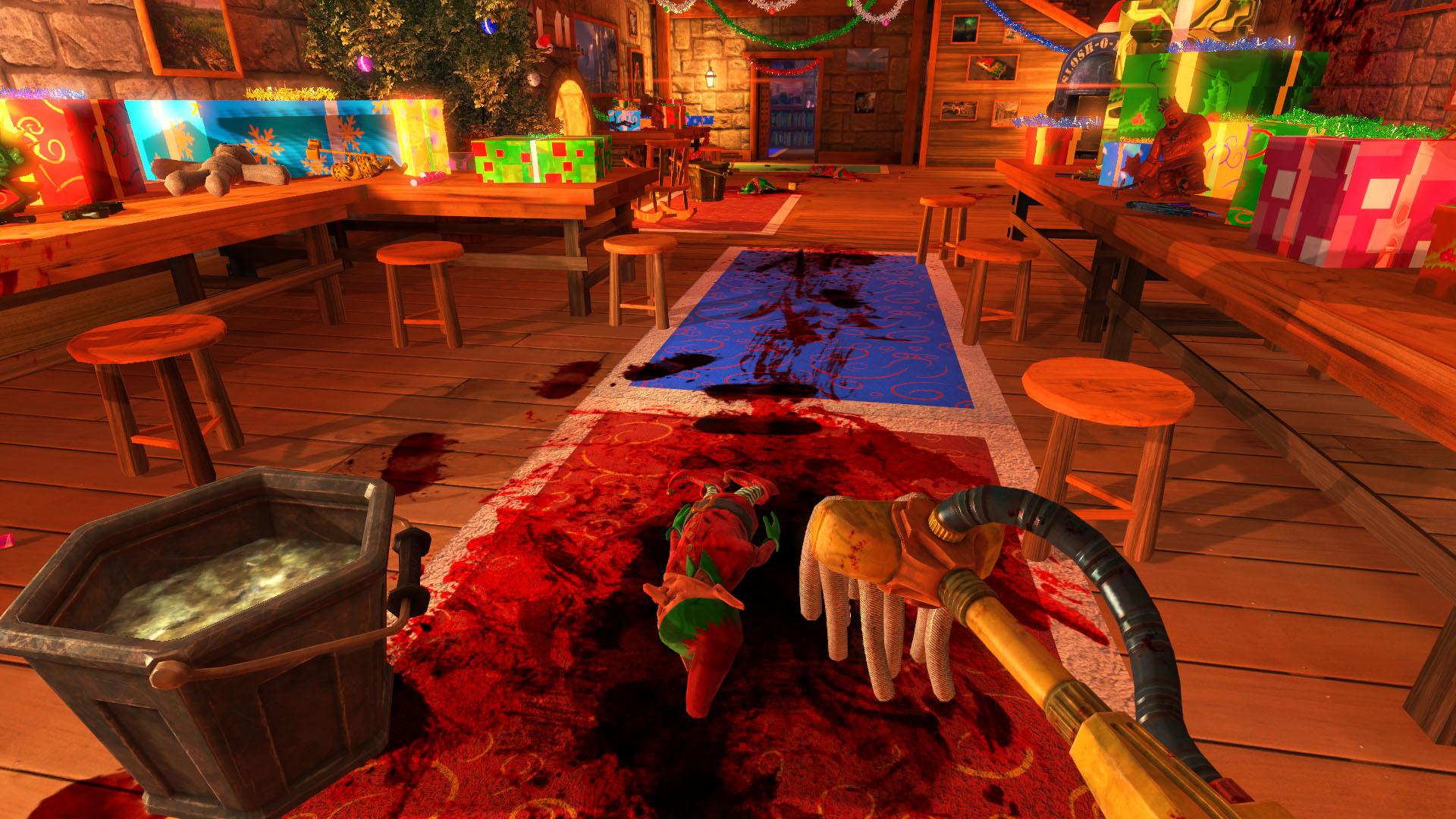 viscera cleanup detail santas rampage free online
