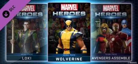 Marvel Heroes - Wolverine Hero Pack