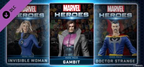 Marvel Heroes - Gambit Hero Pack