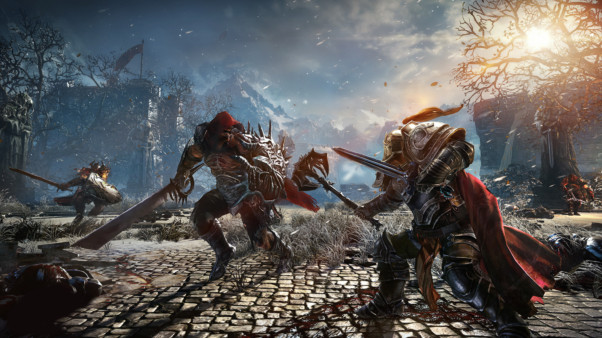 Lords Of The Fallen ESPAÑOL PC Full (CPY) + REPACK 3 DVD5 (JPW) 3