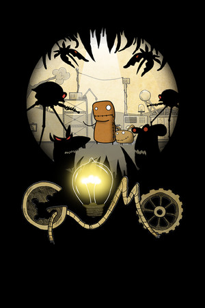Gomo poster image on Steam Backlog