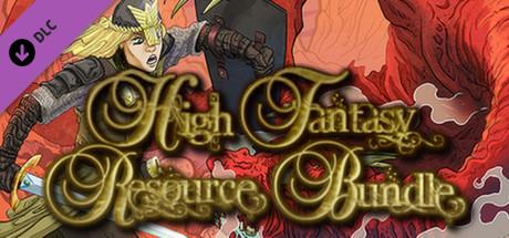 RPG Maker VX Ace - High Fantasy Resource Bundle