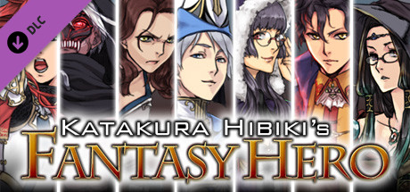 RPG Maker: Fantasy Hero Character Pack