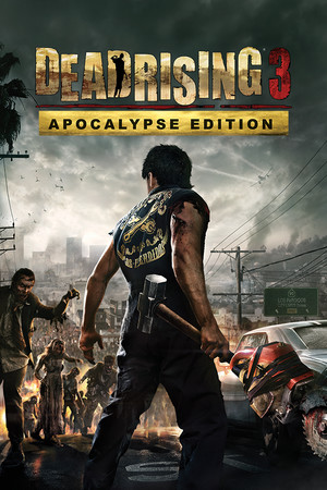 Dead Rising 3 Apocalypse Edition poster image on Steam Backlog
