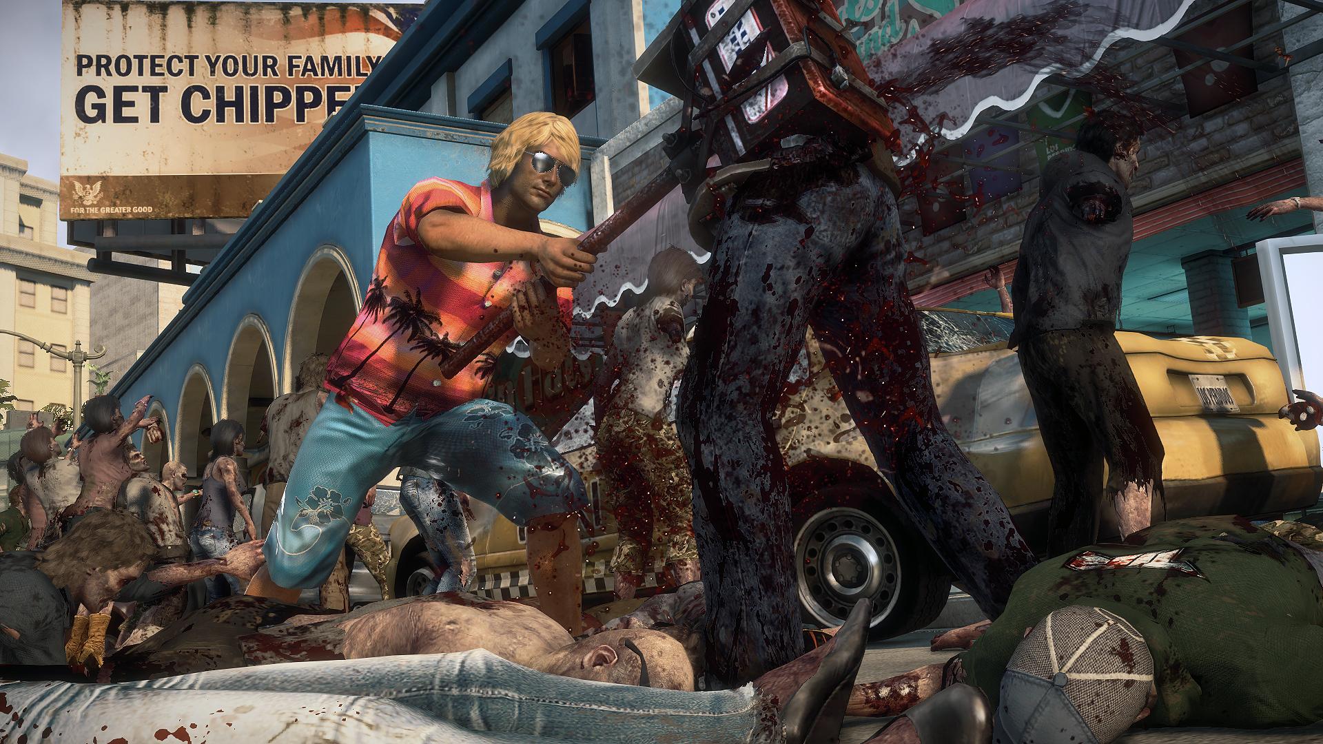 Dead Rising 3 Apocalypse Edition Multilenguaje ESPAÑOL PC (CODEX) Update 1 4