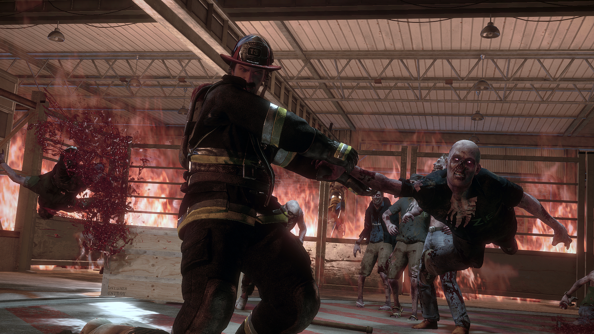 Dead Rising 3 Apocalypse Edition Multilenguaje ESPAÑOL PC (CODEX) Update 1 3