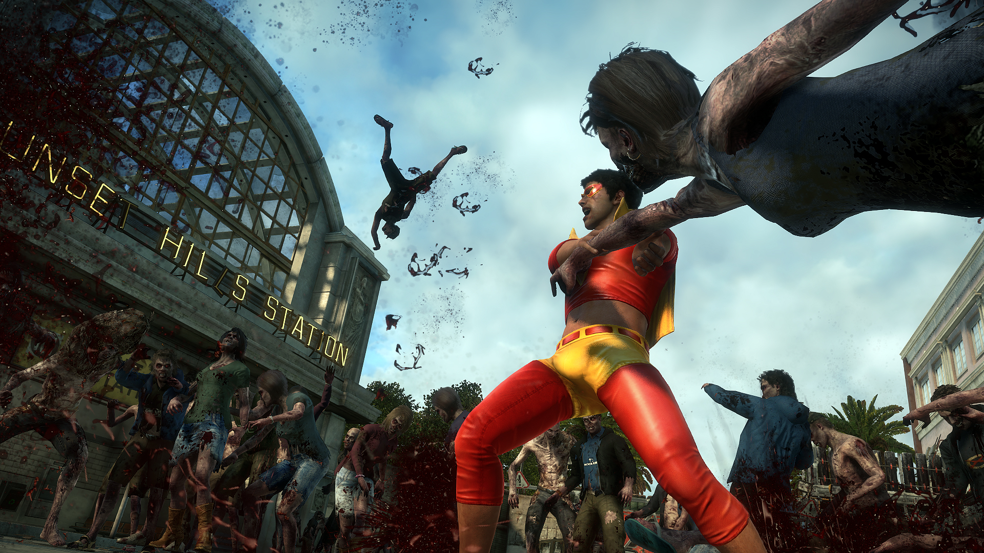 Dead Rising 3 Apocalypse Edition Multilenguaje ESPAÑOL PC (CODEX) Update 1 9
