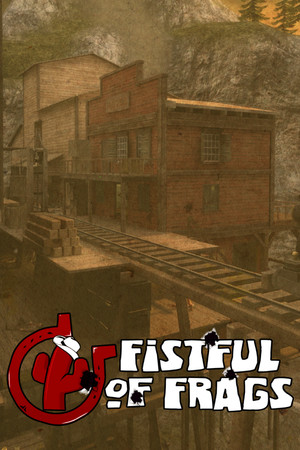 Fistful of Frags poster image on Steam Backlog