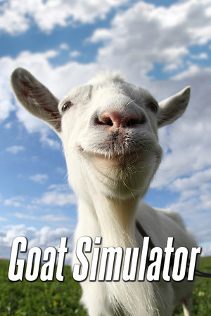 Goat Simulator poster image on Steam Backlog