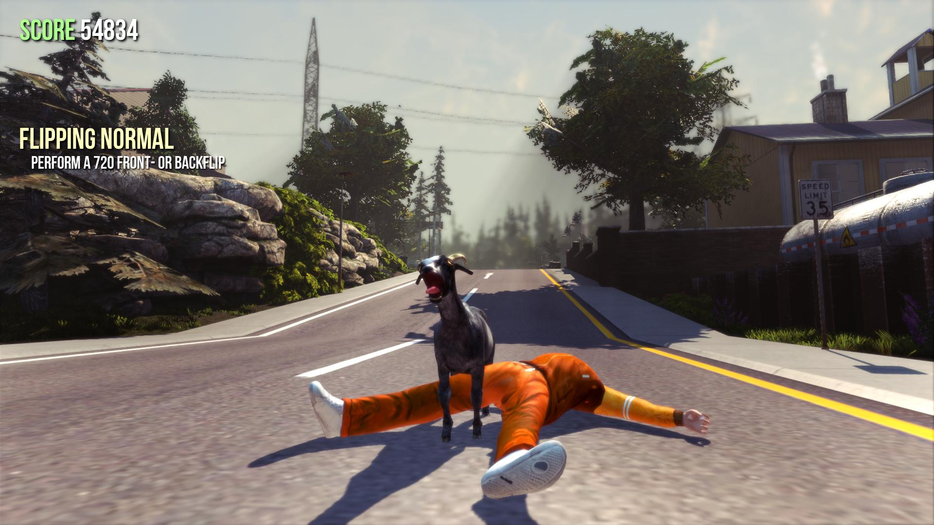 Find the best laptop for Goat Simulator