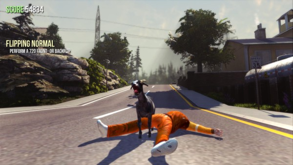 Goat Simulator Screenshot
