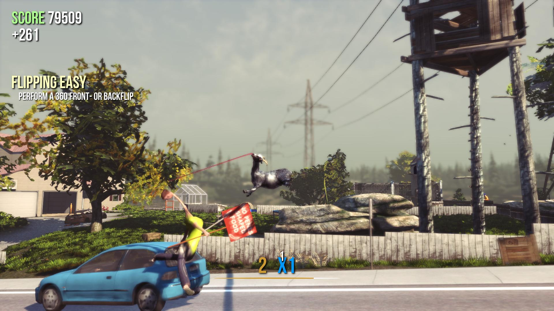goat simulator system requirements