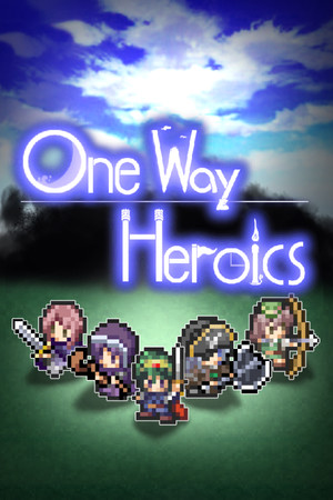 One Way Heroics poster image on Steam Backlog