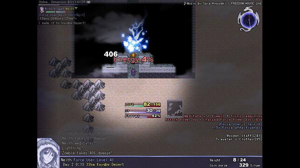 скриншот One Way Heroics 4