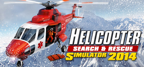 Game Banner Helicopter Simulator 2014: Search and Rescue