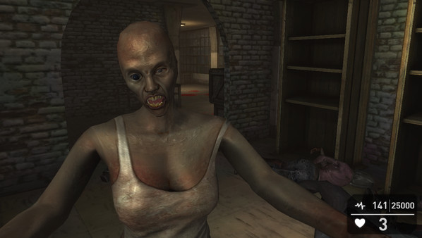 Скриншот из GameGuru
