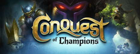 Conquest of Champions - 勇者战利品