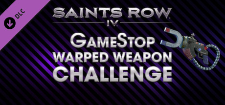 Saints Row IV - Gamestop Warped Weapon Challenge
