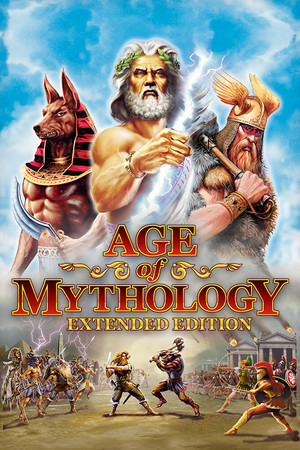 Age of Mythology: Extended Edition poster image on Steam Backlog